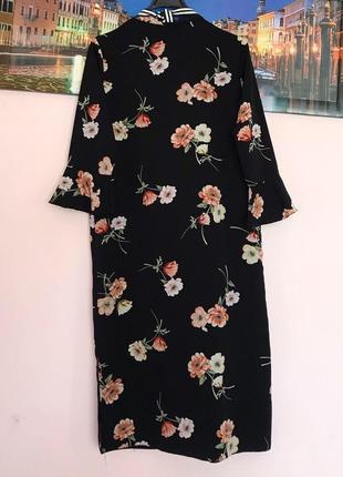 Крутой кардиган , накидка в цветы , блуза в цветы