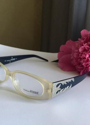 Фирменная оправа под линзы,очки оригинал gf.ferre gf36101