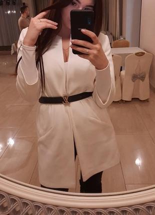 Пиджак накидка  кардиган