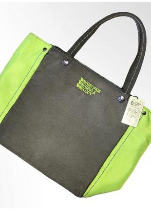 Ggl george gina & lucy vintage bag винтажная сумка
