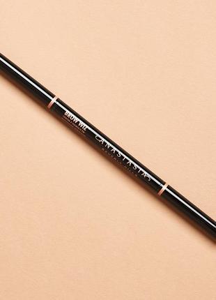 Механический карандаш для бровей anastasia beverly hills brow wiz