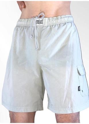 Нейлоновые шорты everlast nylon vintage винтаж