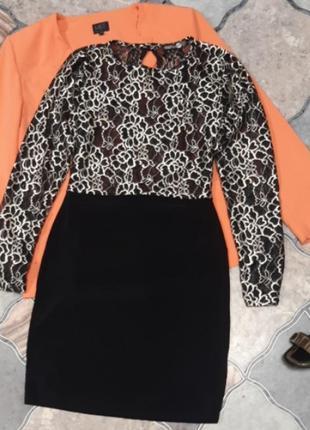 Платье размер: l
