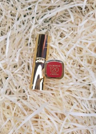 Помада для губ l'oreal paris color riche - оттенок 120 rouge st germain
