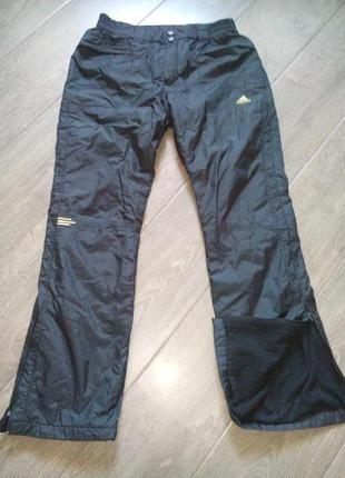 Лыжные теплые штаны