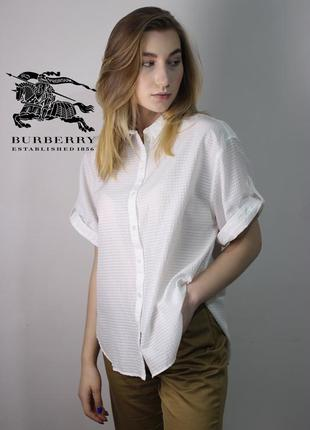 Burberry рубашка тенниска