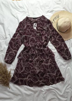 Платье миди от george   размер: 14