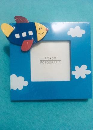 Рамочка для фото детская