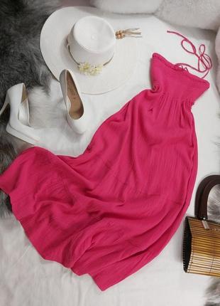 Очень краствое летнее платье