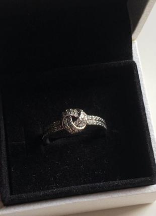 Pandora, пандора, кольцо, оригинал