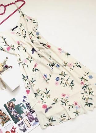 Сарафан платье шифоновое