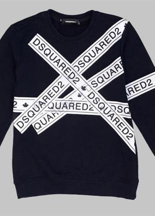 Стильный свитшот dsquared 2