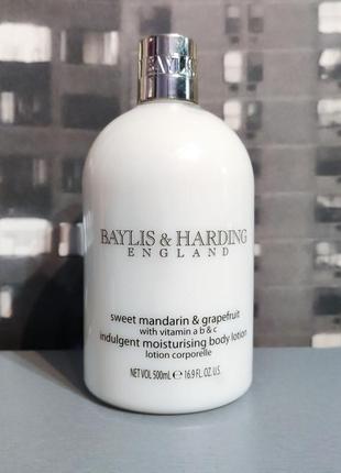 Лосьоны для тела baylis & harding 500ml (полный)