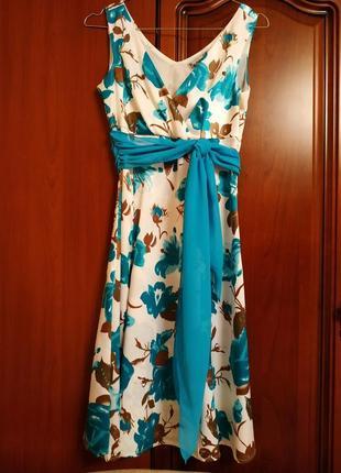Святкова літня сукня, плаття