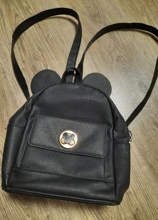 Рюкзак с ушками, рюкзак міккі