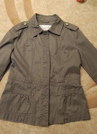 Пиджак-куртка на кнопках playlife