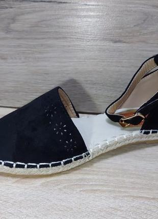 Босоножки плетенка 🌿 низкая платформа сланцы сандалии сабо2 фото