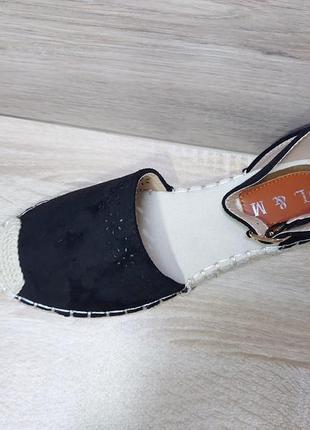 Босоножки плетенка 🌿 низкая платформа сланцы сандалии сабо4 фото