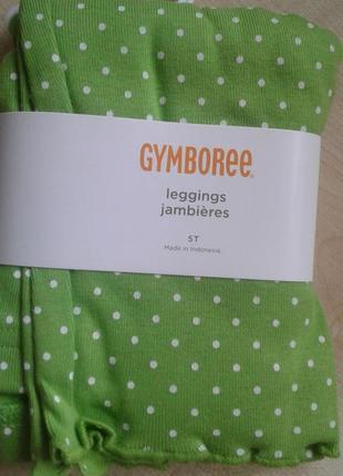 Леггинсы, лосины утепленные gymboree америка оригинал р.5