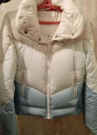 Куртка -пуховик puma