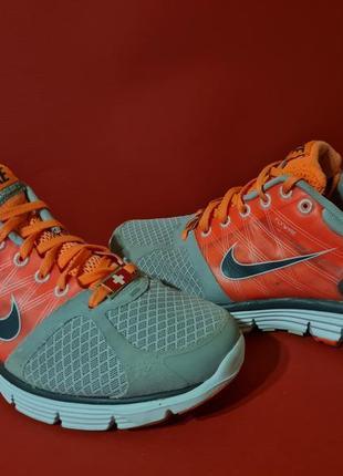 Nike lunarglide 2 40.5р. 26см кроссовки для бега и тренировок