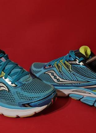 Saucony omni 14 40р. 25.5см кроссовки для бега и тренировок