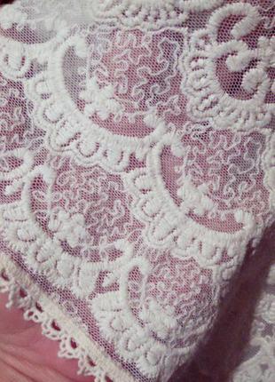 Кружевная блуза  10 р