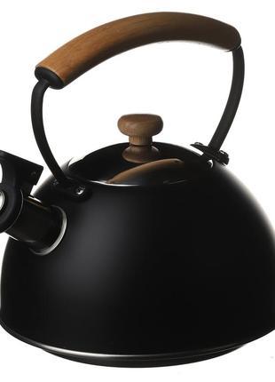 Чайник a-plus со свистком 2.5 л (1370-wk)