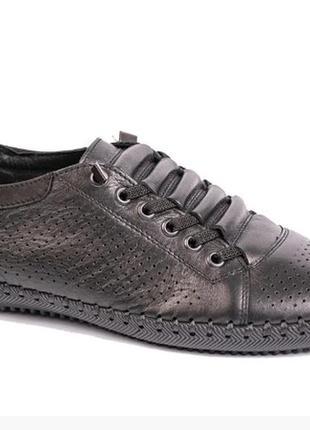 Классные мужские элитные туфли макосины sav