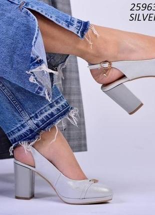 Туфли высокого качества