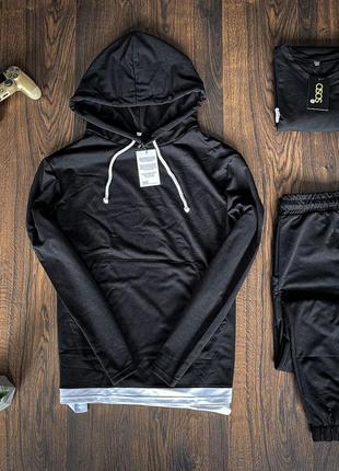 Комплект asos тройка over худи+ штаны + футболка 2021