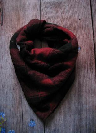 Очень классный теплый шарф