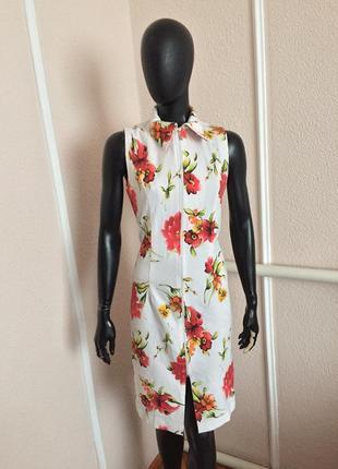 Новый летный сарафан, платье миди
