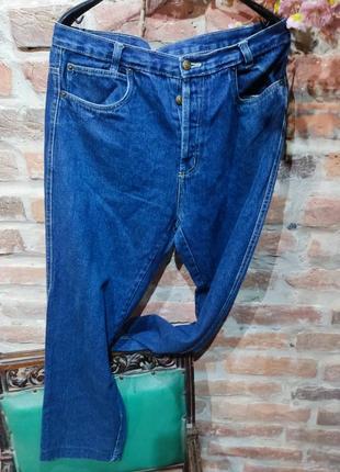 Винтажные джинсы. большой размер