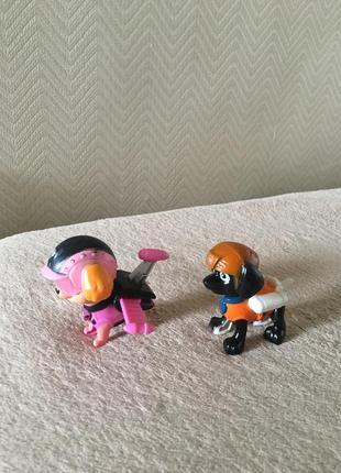 Щенячий патруль игрушки фигурки скай зума