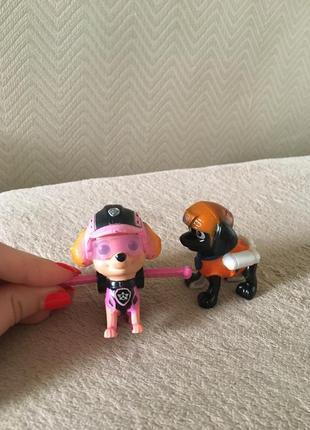 Щенячий патруль игрушки фигурки скай зума2 фото