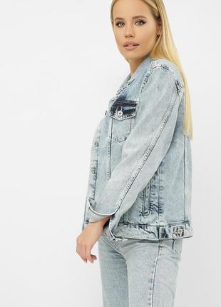 Джинсовая курточка, арт. 714435 фото