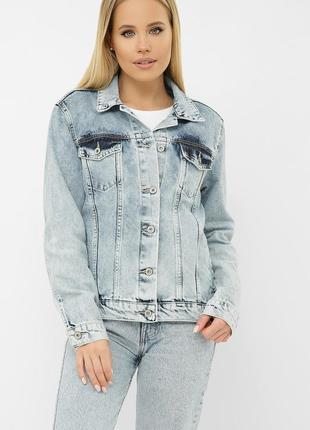 Джинсовая курточка, арт. 714433 фото