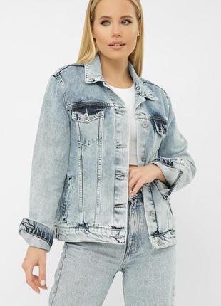 Джинсовая курточка, арт. 714432 фото