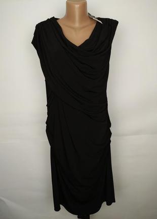 Платье новое эластичное шикарное wallis uk 16/44/xl
