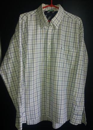 Tommy hilfiger рубашка р.xxl