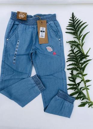 Супер качественные! летние, очень легкие джинсы