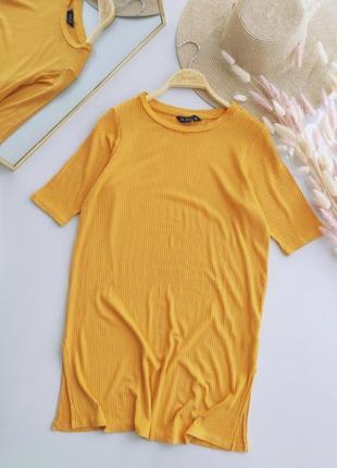 Трикотажное платье, туника