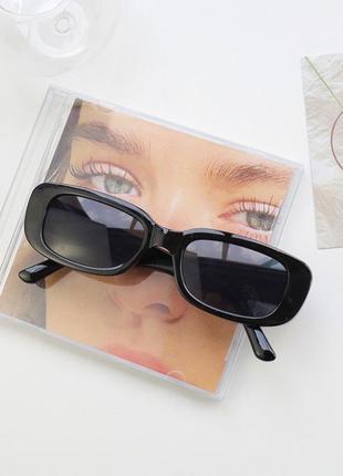 Очки ретро солнцезащитные