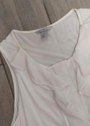 Нарядная майка-блузка 💚🌿