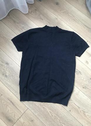 Водолазка футболка zara