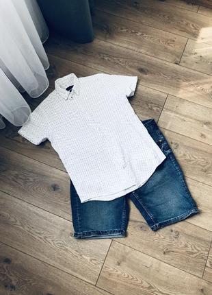 Рубашка сорочка zara
