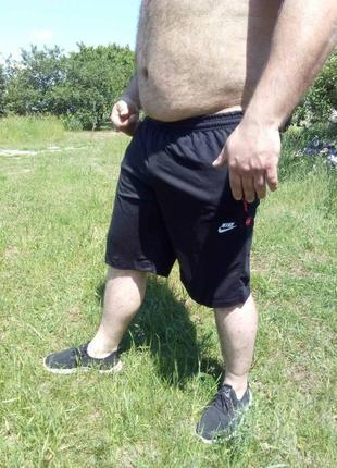Шорты мужские батал , трикотажные летние