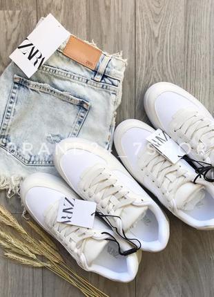 Базовые кроссовки zara