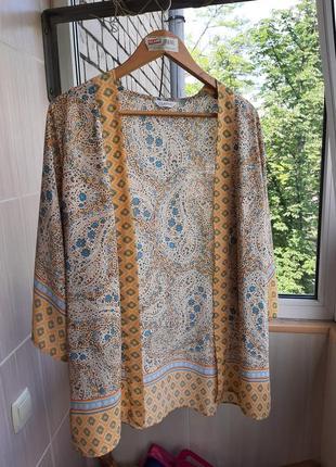 Лёгкое кимоно1 фото